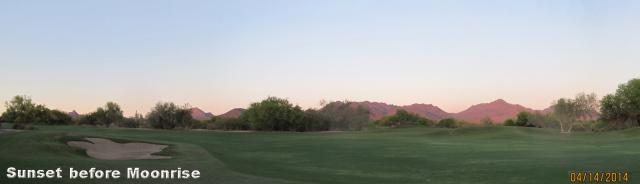 Sunset 4-14-14