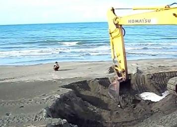 sand mining coastalcare dot org