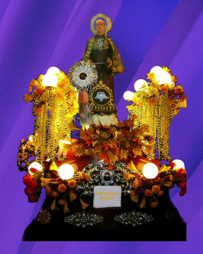 San Pascual Baylon Han Guinarona